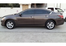 Automotive Used Cars For Sale 2015 Nissan Altima Brown Color For Sale Bhd 7700